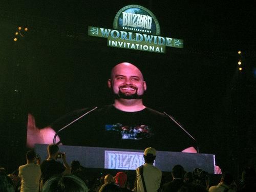 Gamedrop: Blizzard WWI '07: StarCraft 2 Gameplay