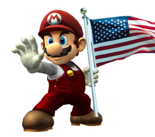 Mario_flag